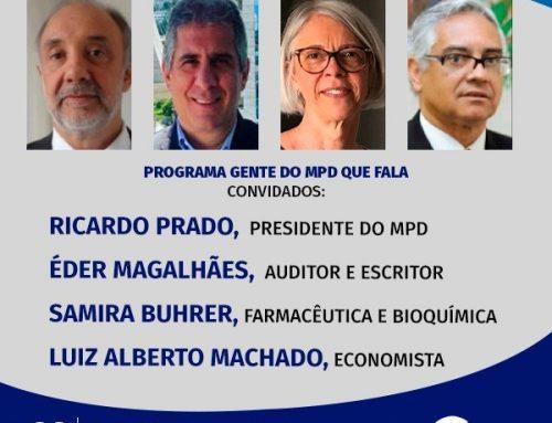 Gente do MPD que Fala – 22/07/2021