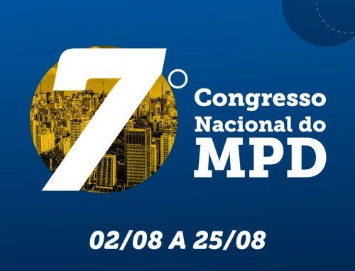 7º CONGRESSO NACIONAL DO MPD