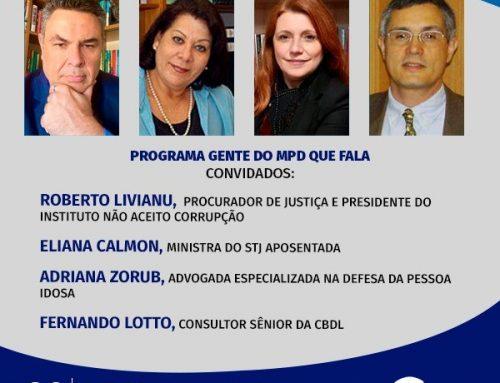 Gente do MPD que Fala – 26/08/2021
