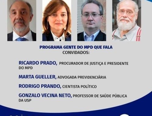 Gente do MPD que Fala – 09/09/2021
