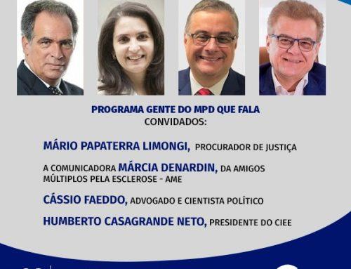Gente do MPD que Fala – 02/09/2021