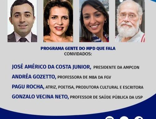 Gente do MPD que Fala – 07/10/2021