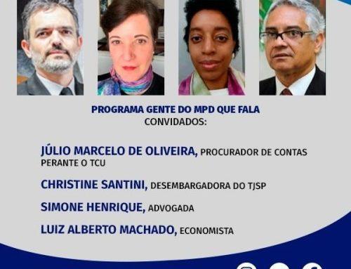 Gente do MPD que Fala – 14/10/2021