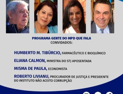 Gente do MPD que Fala – 21/10/2021